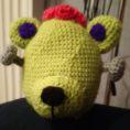 bear in progress