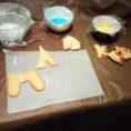 Biscuit progress